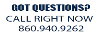 Got Questions? Call 860.940.9262